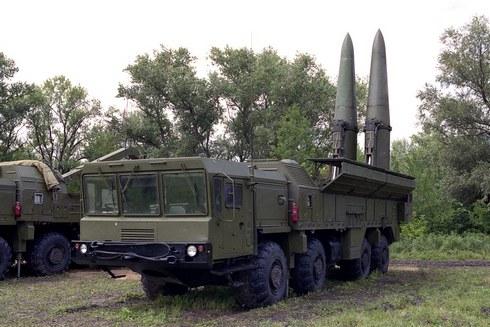 В войска поставлен новый комплект «Искандера-М»