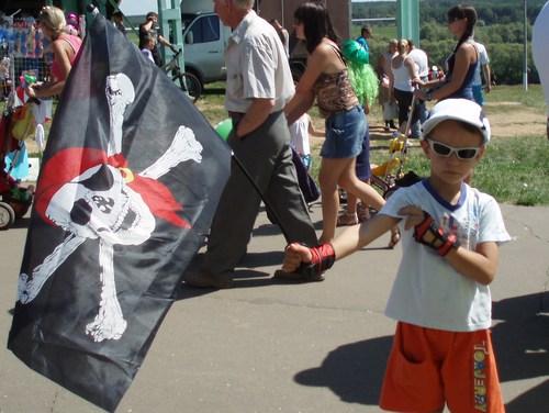 День ВМФ в Коломне 2012