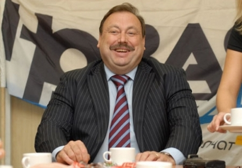 Депутат Гудков, Коломна