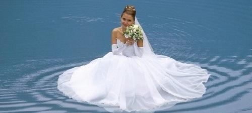 Коломна. Невеста