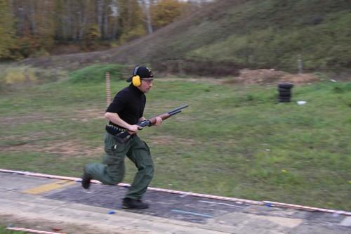 Коломна практическая стрельба 2012