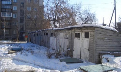 Снос аварийных сараев в Коломне переносится на весну