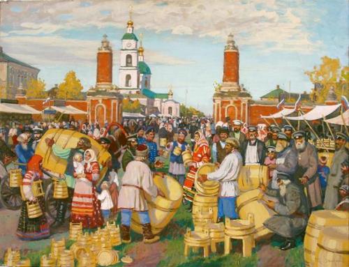 Учреждения культуры больше не рынки