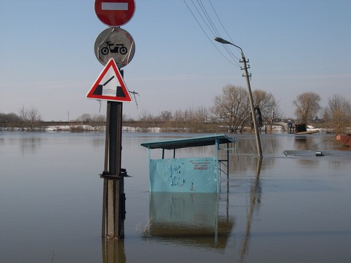 Как город и район готовятся к паводку
