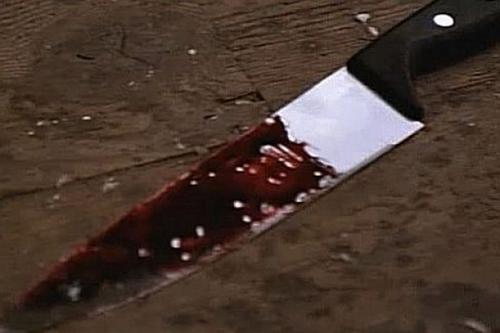 преступление, убийство, ранение, нож