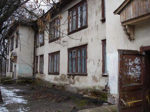 Восемь домов на расселение