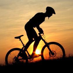 Маршрут велоориентирования был очень сложным и составил около 40 км