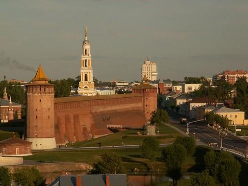 Кремль и мечеть на финишной прямой