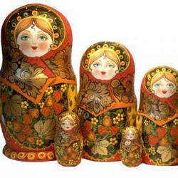 Мастерицы из Коломенского района стали участниками Международного фестиваля «Русская матрешка»