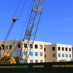 строительство, стройка
