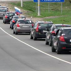 Автолюбители из Электростали поддержали Коломенский кремль