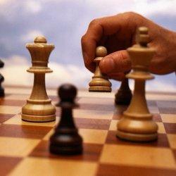 Прошли соревнования по быстрым шахматам среди инвалидов