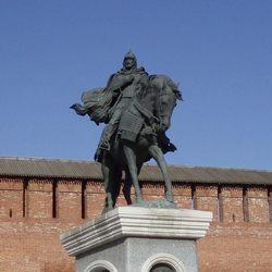 1 июня Коломна традиционно будет чествовать святого князя Дмитрия Донского