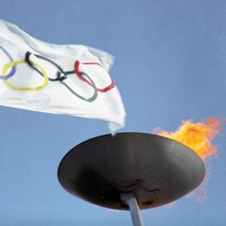 олимпиада огонь