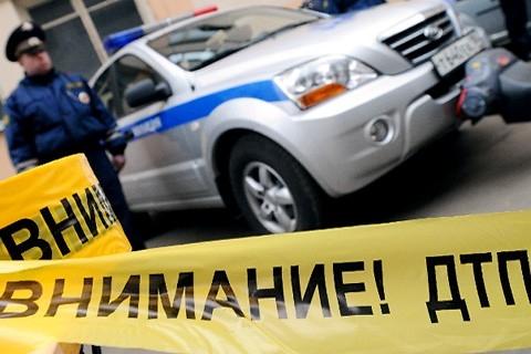 Пьяный полицейский насмерть сбил пешехода