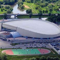 На охрану конькобежного центра в Коломне в 2015 г. может быть выделено до 9,5 млн руб.