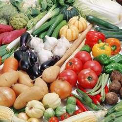 рынок, базар, ярмарка, овощи, дары осени