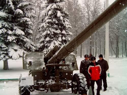 110-ю годовщину со дня образования Научно-исследовательского оружейного полигона отметили в Коломне