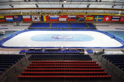 Конькобежный центр «Коломна» приглашает зрителей на IV этап Кубка мира по шорт-треку