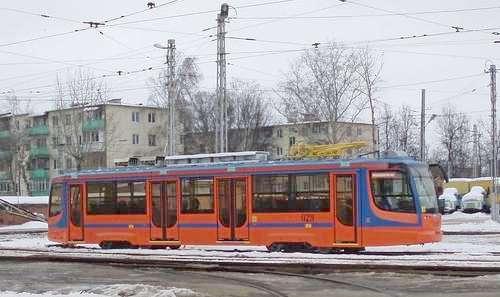 Движение трамваев в Коломне с нового года будет скорректировано