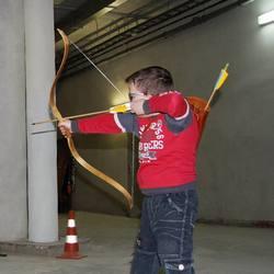 Открытые детские соревнования по стрельбе из лука по правилам практической стрельбы