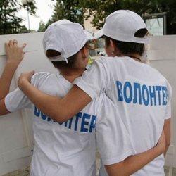 Волонтер Коломенского района!