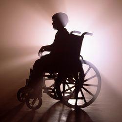 инвалид коляска