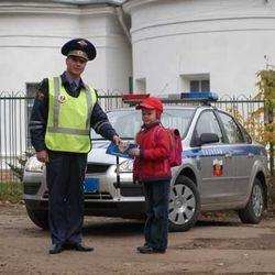 Единый день детской дорожной безопасности в г.о. Коломна