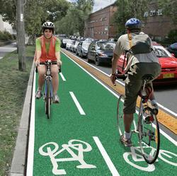 Девять велосипедных маршрутов появятся в Коломне в 2015 году