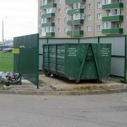 Модернизация контейнерных площадок