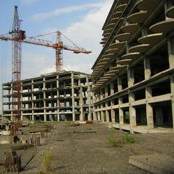 Руководитель администрации В.И. Шувалов проинспектировал строительство перинатального центра