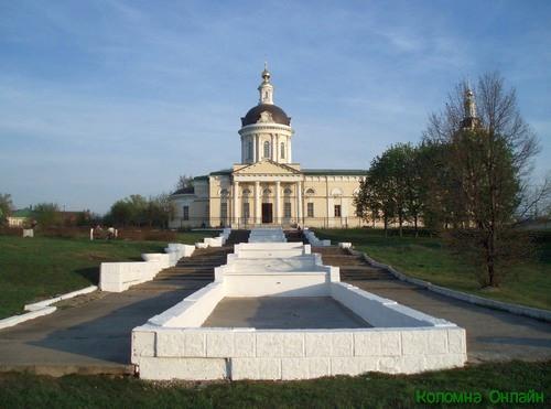 Виды Коломны. Церковь Михаила Архангела. 2014.