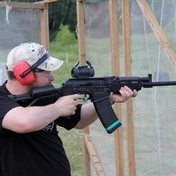 Практическая стрельба из ружья