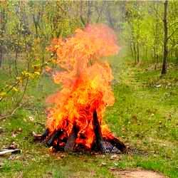 Внимание: пожароопасная обстановка!