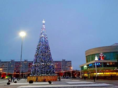 Подведены итоги конкурса «Новогоднее оформление города Коломны»