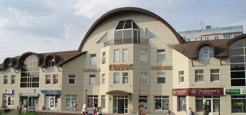 «Загадочное исчезновение» торгового центра в Коломне