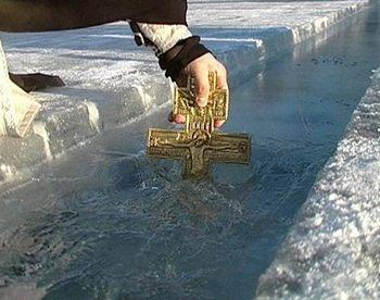 Многие коломенцы в великий праздник Крещения Господня поспешат к купелям