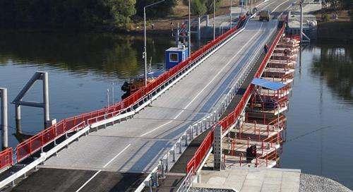 С Митяевского моста запустят интернет-трансляцию