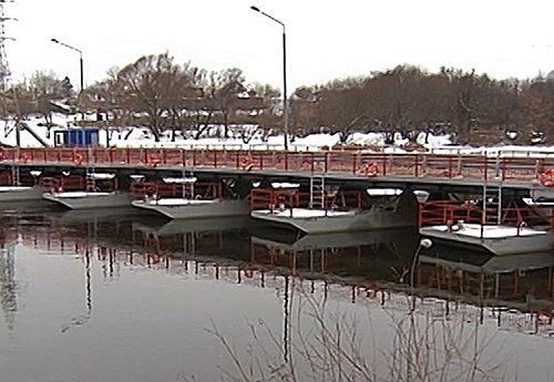 Коломна Митяевский мост