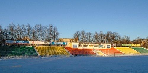 "На стадионе ""Авангард"" в Коломне оборудовали новую спортплощадку"
