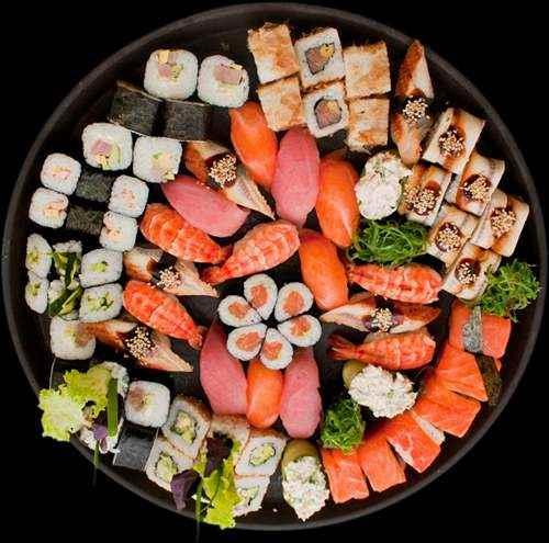 Суши Суси японская кухня ресторан кафе