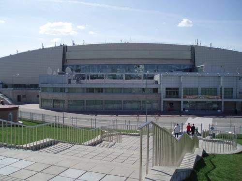 конькобежный центр Коломна ледовый дворец