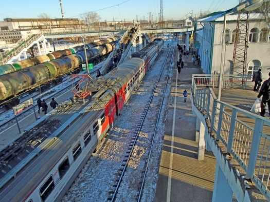 Вокзалы в Коломне проверили на предмет доступности для маломобильных людей