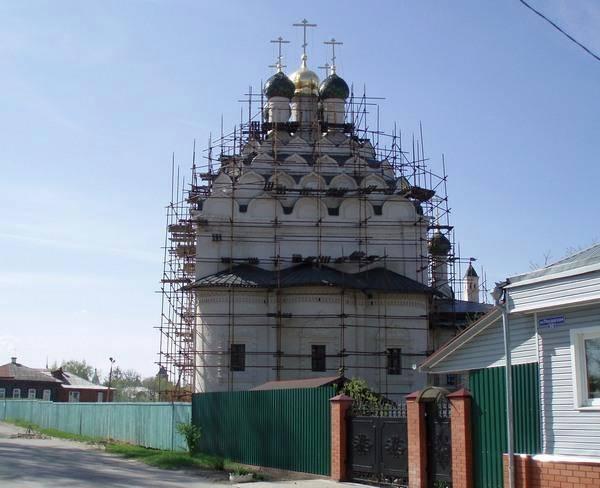 Коломна храм (Посадская 20)