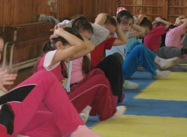Соревнования по Общефизической подготовке прошли в СДЮСШОР по игровым видам спорта