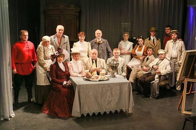 Коломенский народный театр поставит пьесу о Марине Мнишек