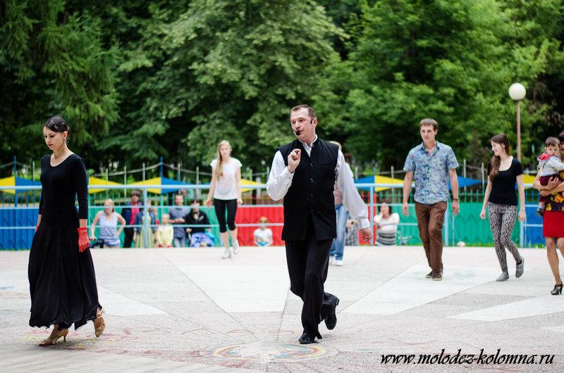 Танцевальный проект «Давайте потанцуем!»