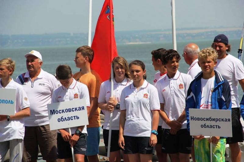 2 этап отбора в молодежную сборную России для коломенских парусников стал успешным