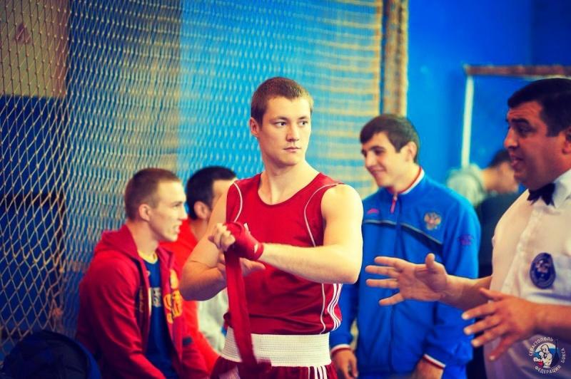 Боксёр из Коломны – призёр первенства Центрального Федерального округа  среди юниоров