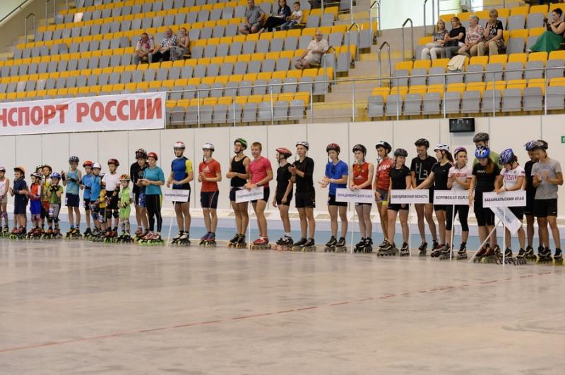 Итоги чемпионата России по роллер-спорту